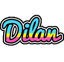 Dilan circus logo