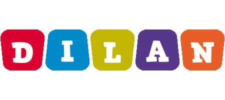 Dilan daycare logo