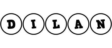 Dilan handy logo