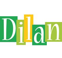 Dilan lemonade logo