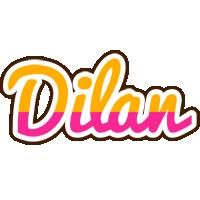 Dilan smoothie logo