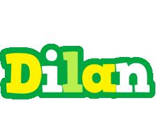 Dilan soccer logo