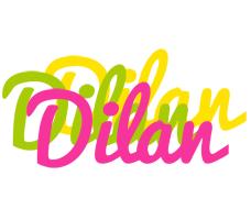 Dilan sweets logo