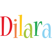 Dilara birthday logo