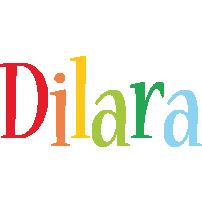 Dilara birthday logo
