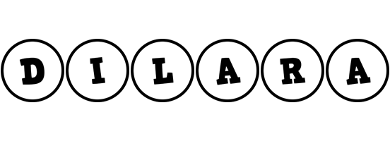 Dilara handy logo