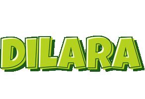 Dilara summer logo