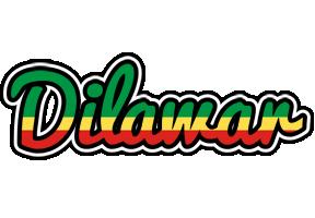 Dilawar african logo