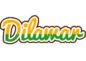 Dilawar banana logo