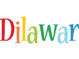 Dilawar birthday logo