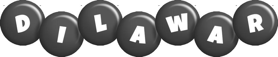 Dilawar candy-black logo