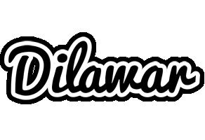 Dilawar chess logo