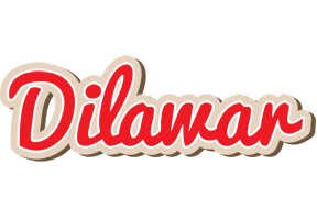 Dilawar chocolate logo