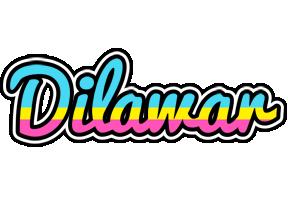 Dilawar circus logo