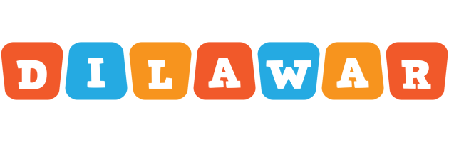 Dilawar comics logo
