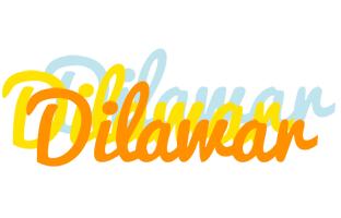 Dilawar energy logo