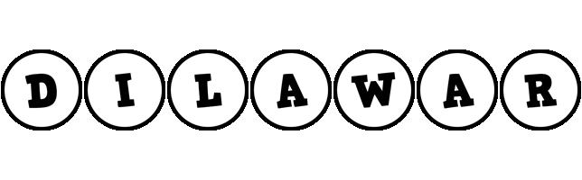 Dilawar handy logo