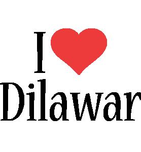 Dilawar i-love logo