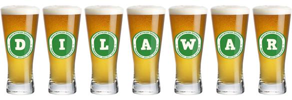 Dilawar lager logo