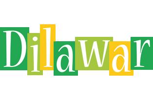 Dilawar lemonade logo