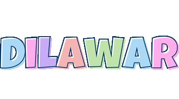 Dilawar pastel logo