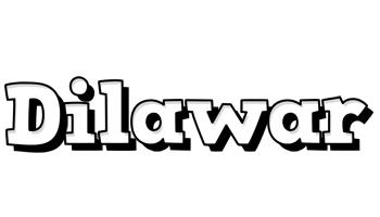 Dilawar snowing logo