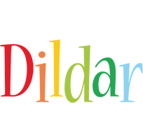 Dildar birthday logo