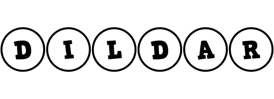 Dildar handy logo