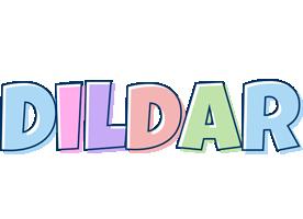 Dildar pastel logo