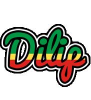 Dilip african logo