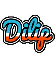 Dilip america logo