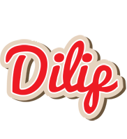 Dilip chocolate logo