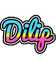 Dilip circus logo