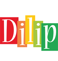 Dilip colors logo