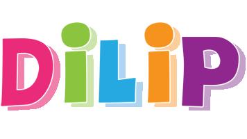 Dilip friday logo