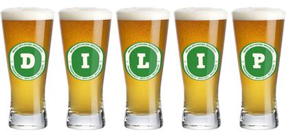 Dilip lager logo