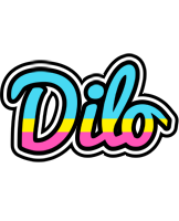 Dilo circus logo