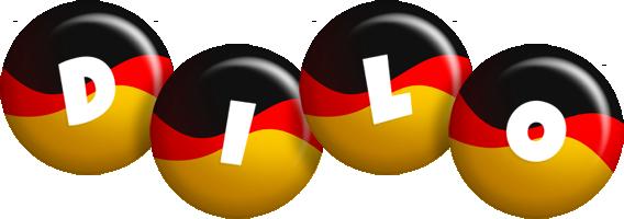 Dilo german logo