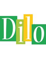 Dilo lemonade logo