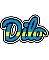 Dilo sweden logo