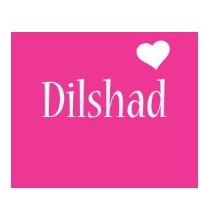 dilshad name image