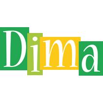 Dima lemonade logo