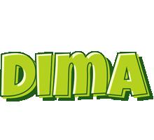 Dima summer logo