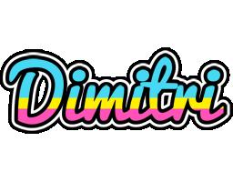 Dimitri circus logo