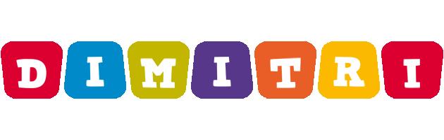 Dimitri kiddo logo