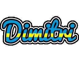 Dimitri sweden logo