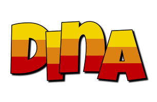 Dina jungle logo