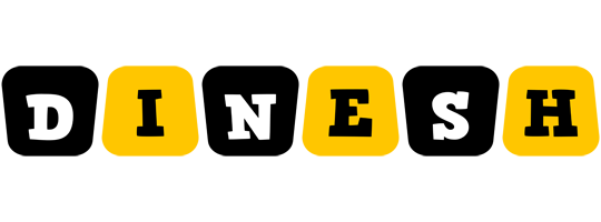 Dinesh boots logo
