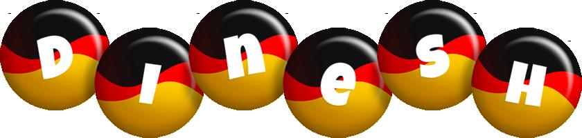 Dinesh german logo