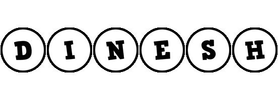 Dinesh handy logo